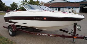 2006 17′ GLASTRON SX175