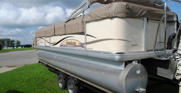 2008 23′ SWEETWATER 2386RE
